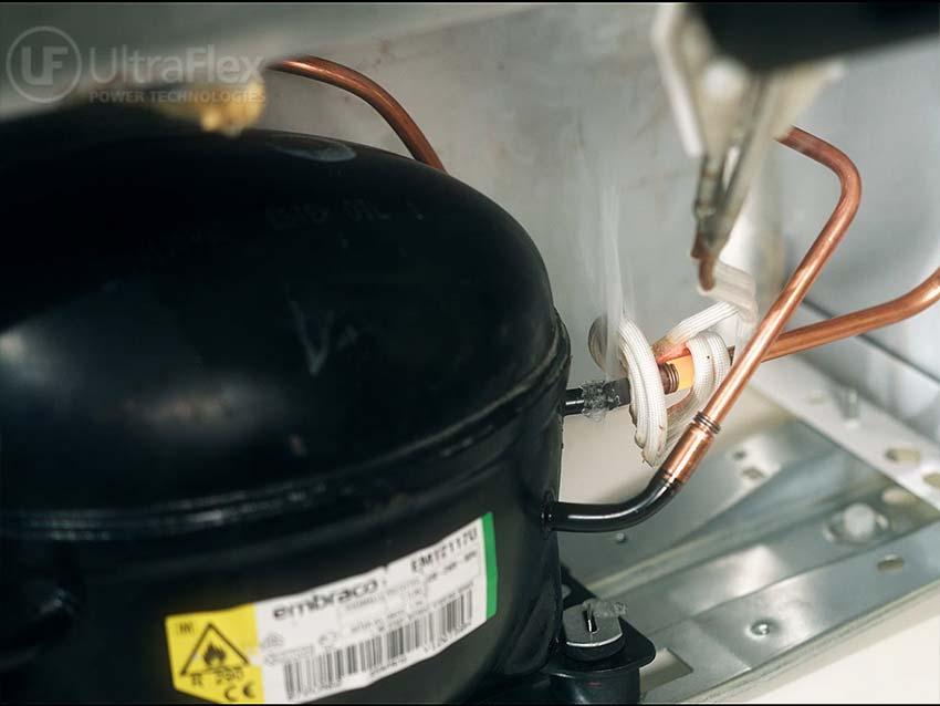 Induction Brazing Using Robot