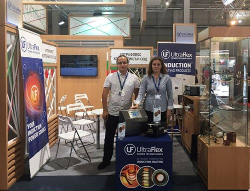 We are at International Technical Fair Plovdiv 2018
