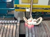 Brazing copper to copper with Smart Power system