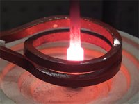 Brazing Steel Assemblies Using Copper Rings as Alloy