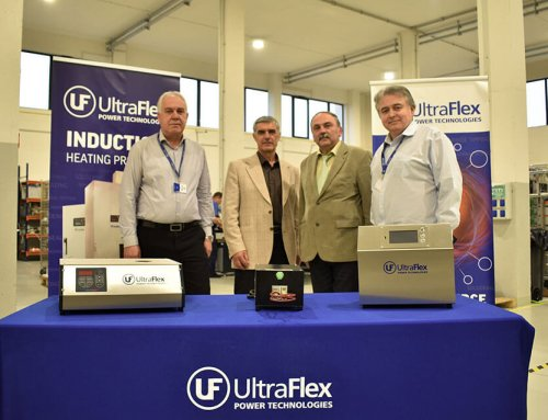UltraFlex starts a collaboration with the Technical University of Gabrovo to drive innovation in Induction heating
