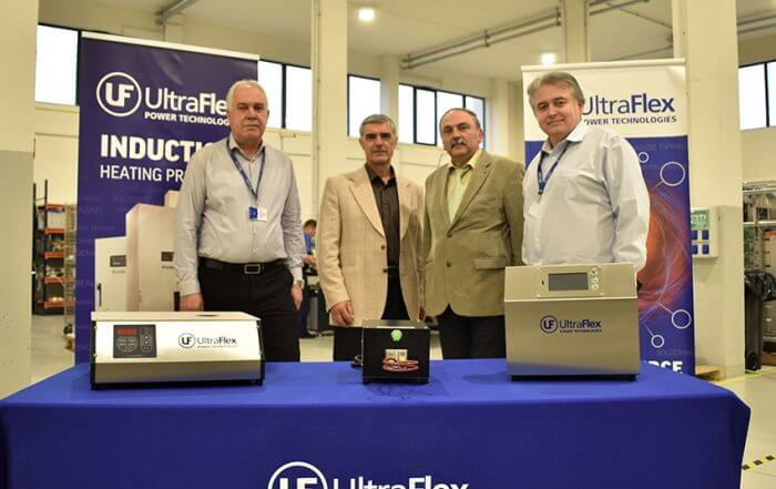 UltraFlex and Technical University of Gabrovo