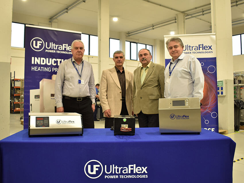 UltraFlex and Technical University of Gabrovo