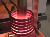 Debrazing Copper and Stainless Steel with Induction