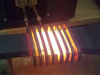 Induction Heating for Hot Forming