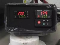 Use of Temperature Control in Induction Heating