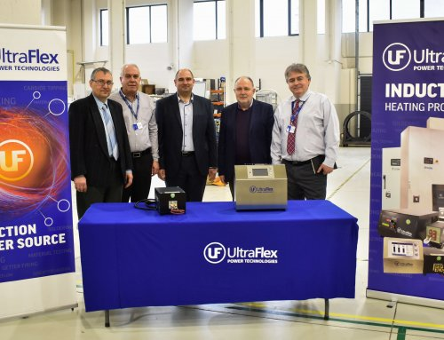 UltraFlex Power Technologies Donates Induction Equipment to the Technical University of Sofia