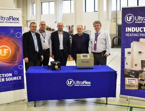 UltraFlex Power Technologies Donates Induction Equipment to the Technical University of Sofia