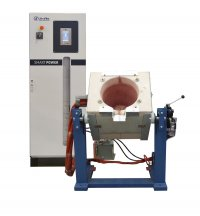 UltraMelt ITC Series – Tilting Induction Melting Furnace