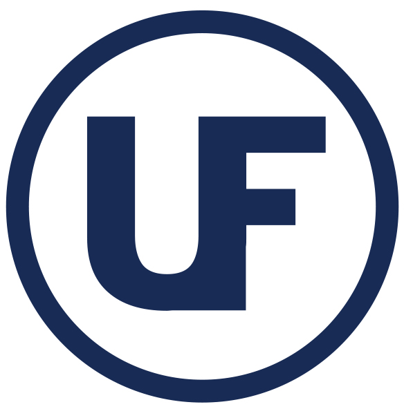 Ultraflex logo on a white background