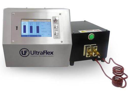 2 kW induction heater