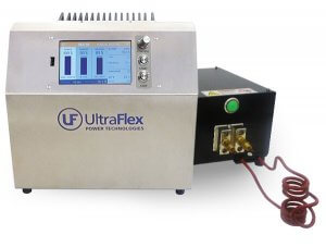 5 kW induction heating system
