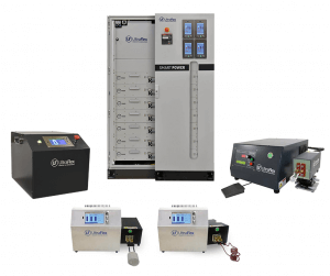materials research and testing machines