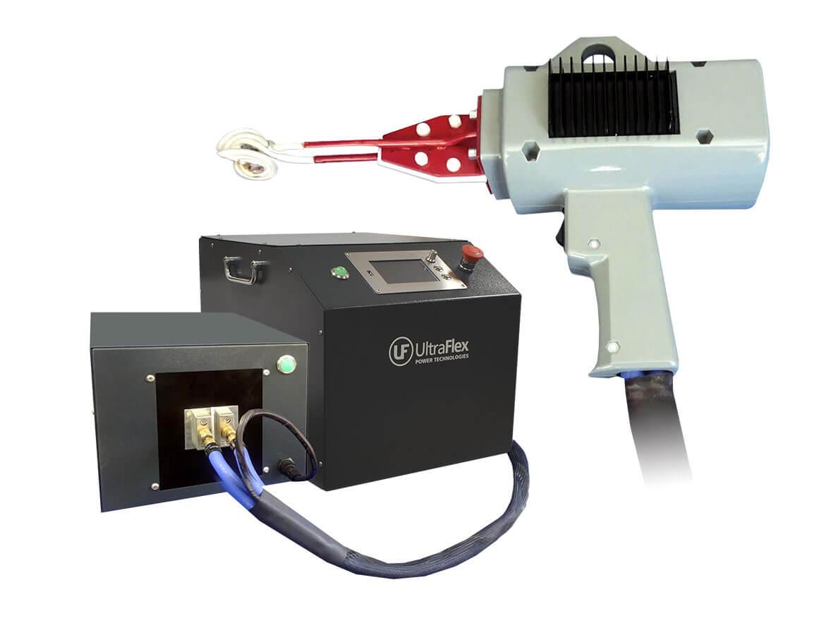 Ubraze handheld brazing system